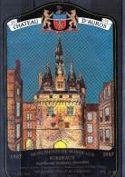 Sports - Chateaux - Chateau D´Auros 1987 (Monuments De Bordeaux) - Castles