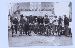YSSINGEAU TROPHHEE CYCLISTES PHOTO DE A.I.G.L.E A CHASSIEU - Sport