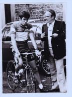 YSSINGEAU TROPHEE  BUSSIER CYCLISTES PHOTO DE A.I.G.L.E A CHASSIEU - Sport