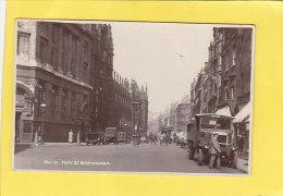 CPA -  New Street BIRMINGHAM - Birmingham