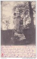 50 CHERBOURG MONUMENT DE MILLET CPA BON ETAT - Cherbourg