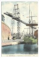 /// CPA - France 13 - MARSEILLE - Transbordeur Et Canal St Jean - LL    // - Joliette, Hafenzone