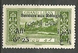 GRAND LIBAN   N° 64 NEUF* CHARNIERE / MH