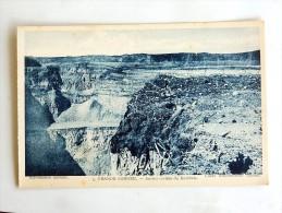 Carte Postale Ancienne : GRANDE COMORE : Ancien Cratère Du Karthala - Comores