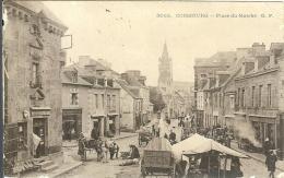 35 - COMBOURG - Place Du Marché - Etat - Combourg