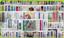 200 Verschiedene Sondermarken Bund 1955-2002 O 150€ Bundesrepublik Deutschland Wiener Tasche Various BRD Lot Of Germany - Timbres
