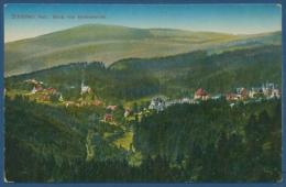 Schierke Im Harz Blick Von Helenenruh, Gelaufen 1912 (AK399) - Schierke