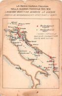 AG1109 REGIA MARINA AVIAZIONE MARITTIMA BOMBARDAMENTI EFFETTUATI E SUBITI - Guerra 1914-18