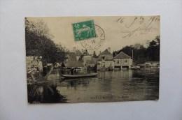 France :  Indre Et Loire (37)  Azay Le Rideau :Le Moulin En 1910 - Azay-le-Rideau
