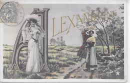 PRENOM - ALEXANDRINE - Prénoms