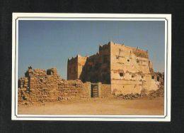 Oman Picture Postcard Mirbat Fort Salalah View Card - Oman