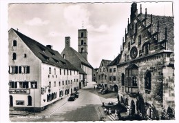 D5399     SULZBACH - ROSENBERG : Rathaus Und Christuskirche - Amberg
