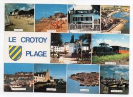 80 - Le Crotoy Plage - Multivues - Le Crotoy