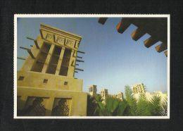 United Arab Emirates UAE Picture Postcard Cool Homes View Card - United Arab Emirates
