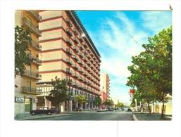 TRAPANI,Via G.B.fardella E Palazzo Venuti-1973-Auto-CAR-!!!!!!!!!!! - Trapani