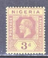 BRITISH  NIGERIA  5   * - Nigeria (...-1960)