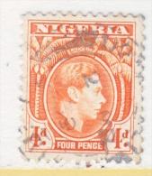 BRITISH  NIGERIA  59   (o)  Wmk. 4 - Nigeria (...-1960)