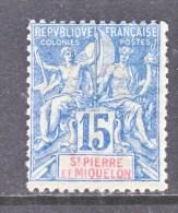SAINT PIERRE Et MIQUELON  67   * - St.Pierre & Miquelon