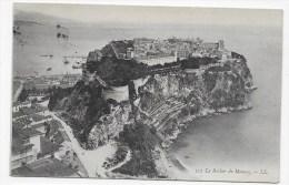 (RECTO / VERSO) MONACO EN 1905 - N° 323 - LE ROCHER - BEAU CACHET - Monaco