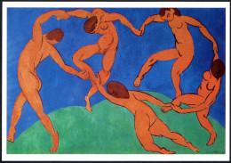 PAINTING - FRANCE - HENRY MATISSE - LA DANCE II / 1909-1910 - Paintings