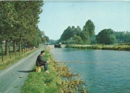 Blaton - Le Village Aux Trois Canaux - Un Coin De Pêche - Bernissart