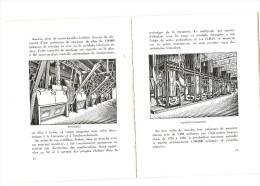 GRANDS MOULINS DE BORDEAUX - Dépliants Touristiques