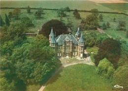 Feluy - Vue Aérienne Du Château De Miremont - Seneffe