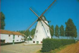 Grand-Leez - Moulin Defrenne - Gembloux