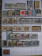 RDA - Petite Collection De Timbres Neufs Parfois En Doubles ** (MNH) + 2 Oblitérés (N° 32 Et 233) Et 2 Blocs Oblitérés - DDR