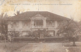 Cameroum (Cameroun) - Douala - L'Hôtel Du Commandant De La Circonscription - Carte Non Circulée - Cameroon