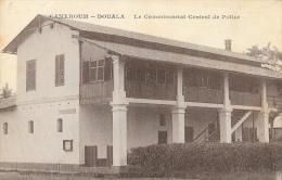 Cameroum (Cameroun) - Douala - Le Commissariat Central De Police - Carte Non Circulée - Cameroon