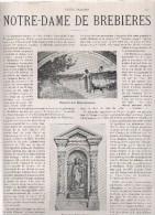 Notre-Dame De Brebières D'Albert.Notre Picardie.5e Année N°52 Du 1 Octobre 1910. - Picardie - Nord-Pas-de-Calais