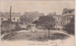(R)LOIRE  ATLANTIQUE , SAINT NAZAIRE , Le Square  Du Dolmen - Saint Nazaire