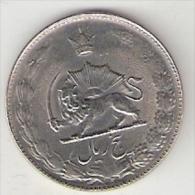 *iran 5 Rials SH2536 = 1977  KM 1176  Unc - Iran