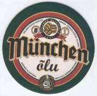 Estonia: SILLAMAE MUNICH Beer Coaster - Beer Mats