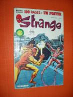 Strange - Marvel - Le Journal De Spider-Man - Mensuel N° 174  De Novembre 1984 - Strange