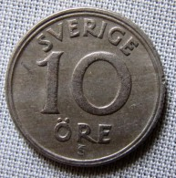 SWEDEN 1946TS - 10 ORE - Sweden