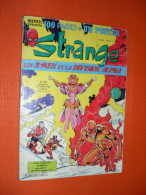 Strange - Marvel - Le Journal De Spider-Man  - Mensuel N° 202   De  1986 - Strange