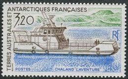 TAAF 1991. Michel #271 MNH(**)/Luxe. Ships  (TS10) - Ships