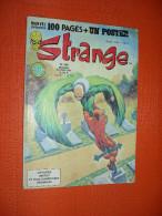 Strange - Marvel - Le Journal De Spider-Man   - Mensuel N° 206   De  1987 - Strange