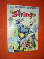 Strange - Marvel - Le Journal De Spider-Man   - Mensuel N° 214   De 1987 - Strange