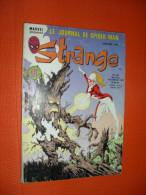 Strange - Marvel - Le Journal De Spider-Man   - Mensuel N° 229   De 1989 - Strange
