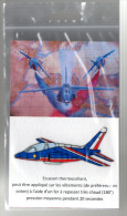 Ecusson Thermocollant Alphajet PAF - Aviation