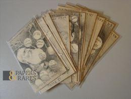 10 X ROSTRO, JEU DE MASSACRE EUROPÉEN, Sie 1 No 1-10, 1904 - Ilustradores & Fotógrafos