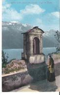 Motivo Sulla Strada Del Ponale Lago Di Garda, Italy - Brescia