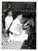 LOT DE 16 PHOTOS LAOS 1953 - Orte