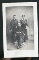BEAUMONT RARE CARTE PHOTO 1914 MR DUTRY DEVAUX - Beaumont