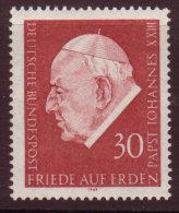 Germany 1969 Pope Johannes XXIII MNH Michel 609 - BRD