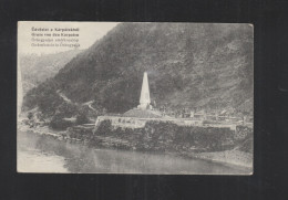 PPC Örhegyalja Hungary Field Post 1915 - Ungarn