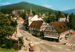 Allemagne - Bade Wurtemberg - Bad Herennalb - Zentrum - Semi Moderne Grand Format - état - Bad Herrenalb